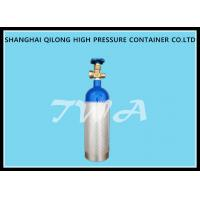 Wholesale DOT 2.82L  High Pressure Alloy propane gas cylinder / aluminum co2 cylinders from china suppliers