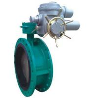 Wholesale Electric Flanged Butterfly Valves DN450 With Motor 230V 50Hz from china suppliers