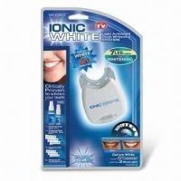 Wholesale Ionic White Teeth Whitener Harmless, Painless and Convenient from china suppliers