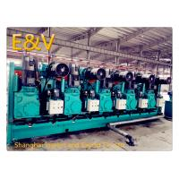 Quality Continuous Rolling Mill Two Roll Mill Machine With Ellipse Round Hole Type System , 2.5 T / H Rolling Speed for sale