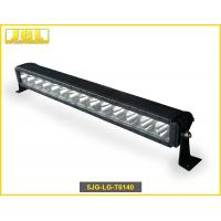 Wholesale Great White Cree 10w Led Light Bar / Led Light Bars For Off Road Trucks from china suppliers