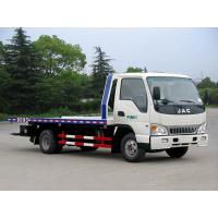 Wholesale JAC mini flabtbed wrecker truck from china suppliers