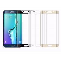 Wholesale Strongest Adhesive Samsung Galaxy S6 Screen Protector Scratch Proof 3D Curved from china suppliers