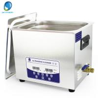 Quality JP -040T 10L Degass Digital Ultrasonic Cleaner / Ultrasonic Jewellery Cleaners Commercial for sale
