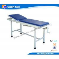 Wholesale Foldable Portable Examination Couch with massage table ordinary flat bed from china suppliers