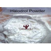 Quality 99% Muscle Building Prohormones Raw Steroid Powder Halodrol 50 / Turinadiol for sale