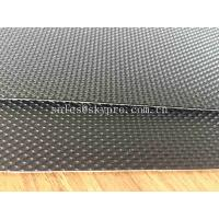 Quality Industrial Diamond / Golf Pattern PVC Conveyor Belt Treadmill Conveyor Belt Antistatic for sale