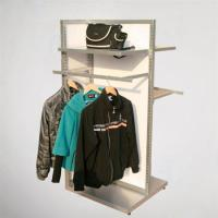 Wholesale Three Panels Metal Display Racks For Retailers / Exhibitions / Shopping from china suppliers