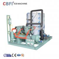 Wholesale 20 Tons Daily Capacity Flake Ice Machine / Ice Making Machine Easy Operation from china suppliers