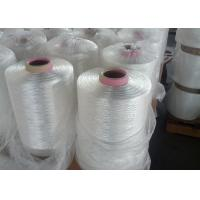 Wholesale Regular Shrinkage High Tenacity Polyester Yarn 2000D Raw White Used For Webbing from china suppliers