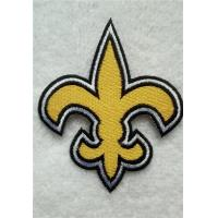 Wholesale New Orleans Saints NFL Team Logo Iron Sew On Patch from china suppliers