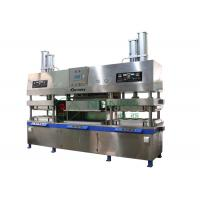 Wholesale Biodegradable Semi automatic Tableware Making Machine for Molded Pulp Injection from china suppliers