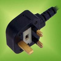Wholesale Pin Type Power Cord Meets European Standard (UK BS 1363/A) from china suppliers