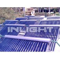 Quality Commercial Solar Water Heating Systems With Three Layer Absorber 58/1800mm Vacuum Tube for sale