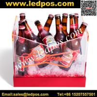 Wholesale Budweiser Beer Bottle Glorifier from china suppliers