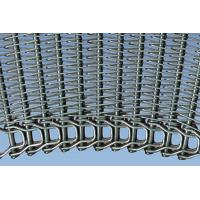 Wholesale Cooling Conveyor Belting,Wire Mesh Curve Belts, Metal Radius Belt from china suppliers