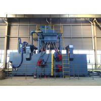 Wholesale High Efficiency Marbles Stone Blasting Machine 0.5 - 4 m / min Transportation Speed from china suppliers