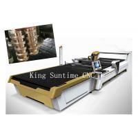 Wholesale Large Cutting Area Quilt Fabric Cutting Machines For Home 60m / Min from china suppliers