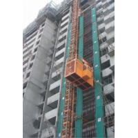 Buy cheap Materials Handling Equipment Construction Hoist Elevator with Lifting Height 150 m from wholesalers