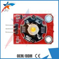 Wholesale 3W 700Ma LED Lamp Bead Modules 3000K - 3200K Warm White from china suppliers