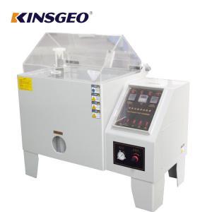 China 270L Salt Spray Tester Machine Transparent Pvc Rigid Plastic Board 220v 50HZ on sale