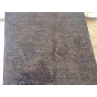 Buy cheap Angola Brown Natural Granite Tiles Slab For Floors / Flooring Vanity Top from wholesalers