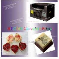 Buy cheap digital food printer chocolate printer from wholesalers