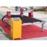 Quality 2000 * 6000MM Desktop Type CNC Plasma Cutting Machine 7.0 Inches LCD Display for sale
