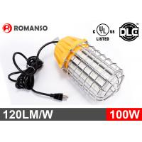 Wholesale 12000lm 100W LED Temporary Job Site Light 120VAC For Workshop / Construction from china suppliers