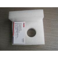 Quality Anti Static Shock - Proof Packing Sponge Foam Corner for TV Packaging for sale