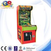 Buy cheap Hero of the road lottery machine ticket redemption game machine from wholesalers