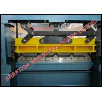 Wholesale Prepainted / Zinc Steel Roofing Sheets Manufacturing Machine With PLC Controller from china suppliers