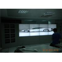 Quality 5.3mm Bezel Width Seamless LCD Video Screen For TV Chanel Backup Wall for sale