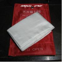 Wholesale Fire Fighting Equipments Fire Blanket with Thickness 0.43 MM for Airports, Railway Station from china suppliers
