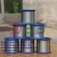 Wholesale High tensile stainless steel electrical resistance wire (Anping Factory) from china suppliers