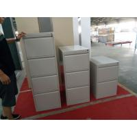 knocked down office furniture lateral filing cabinet with 2/3/4 drawer,anti-tilt device,white/grey/sliver color