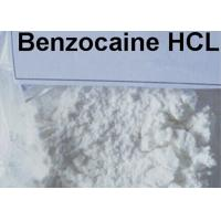 Wholesale Pure Local Anesthetic Agents Benzocaine Hcl 23239-88-5 For Pain Easing from china suppliers