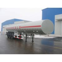 Wholesale 43000L-3 Axles-Carbon Steel Monoblock Tanker Semi-Trailer for Fuel and Water from china suppliers