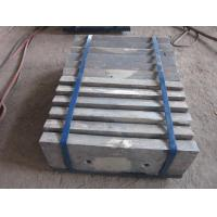 Buy cheap High Effiency Ball Mill Liners , Shell Liners High Cr Cast Iron from wholesalers