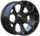 Wholesale Light Chrome 20 Inch Alloy Wheels H - PCD 10 , 12 X 135-139.7 from china suppliers