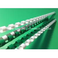 Quality School Plastic Book Binding Combs 12mm With Presentation Covers for sale