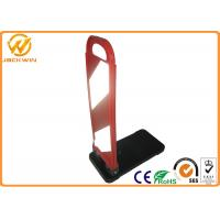 Wholesale Traffic Delineator Posts , Engineer Grade Reflective Film Traffic Posts Barriers from china suppliers