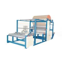 Wholesale Horizontal Electric Foam Bonding Machine For PVC / Non Woven Fabric from china suppliers
