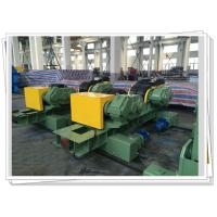 Wholesale CSA Wind Tower Production Line Dual Driven Shot Blasting 80T Turning Roll from china suppliers