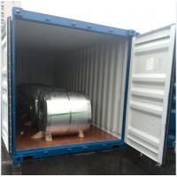 Wholesale Q195 Q195L SPCC Zinc Coated Steel Coil Metal Coils With Regular Spangle from china suppliers