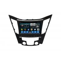 Buy cheap Car Stereo Head Unit Hyundai DVD Player GPS Radio TV Wifi Sonata YF 2011- from wholesalers