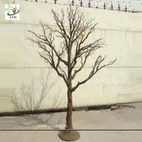 Buy cheap UVG DTR15 Brown cheap artificial dry trees for wedding decoration table centerpiece from wholesalers