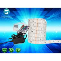 Wholesale RGB 5050 SMD 120 Degree Beam Angle LED Strip Waterproof  For DChrismas days from china suppliers