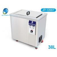 Wholesale Dual Frequency 28khz 40khz Heated Ultrasonic Cleaner Industrial 38 L Power Adjustable from china suppliers