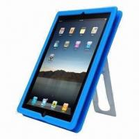 Wholesale Silicon Case for iPad 2, with Plastic PC from china suppliers